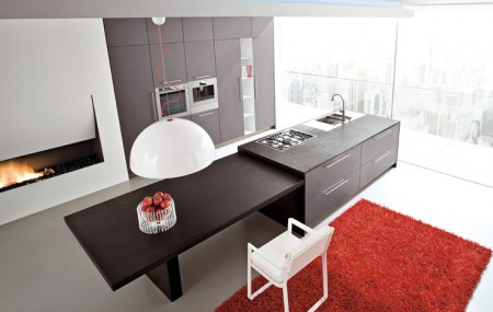 Brera design muebles y decoraci n de cocinas de dise o - Cocinas de diseno con isla ...